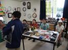 津田時計写真店でお話を伺いました。